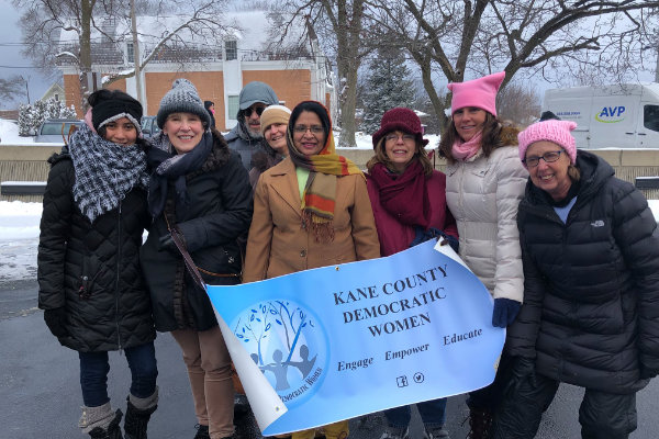Kane County Democratic Women Group Photo