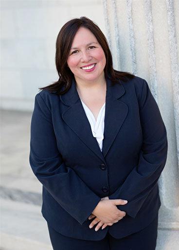 Illinois State Senator Cristina Castro